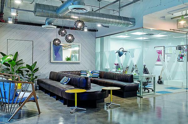 Building Workspace